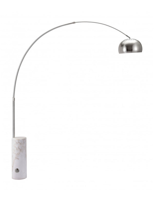 Triton Satin Floor Lamp