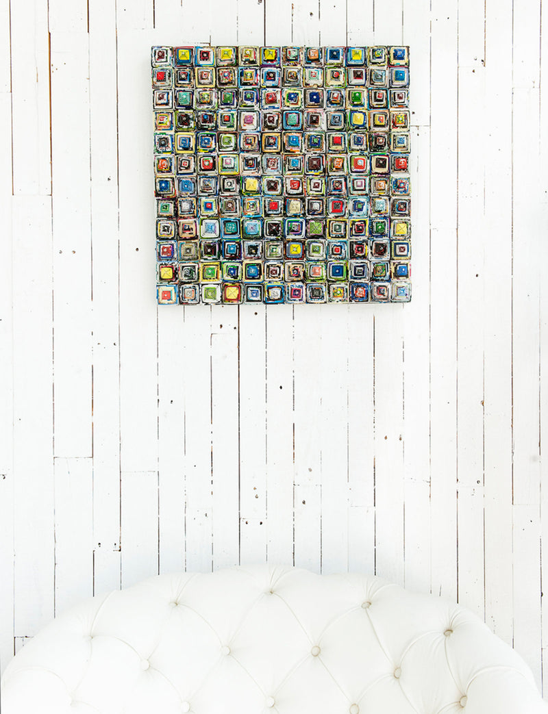 Magazine Wall Art Display - Large
