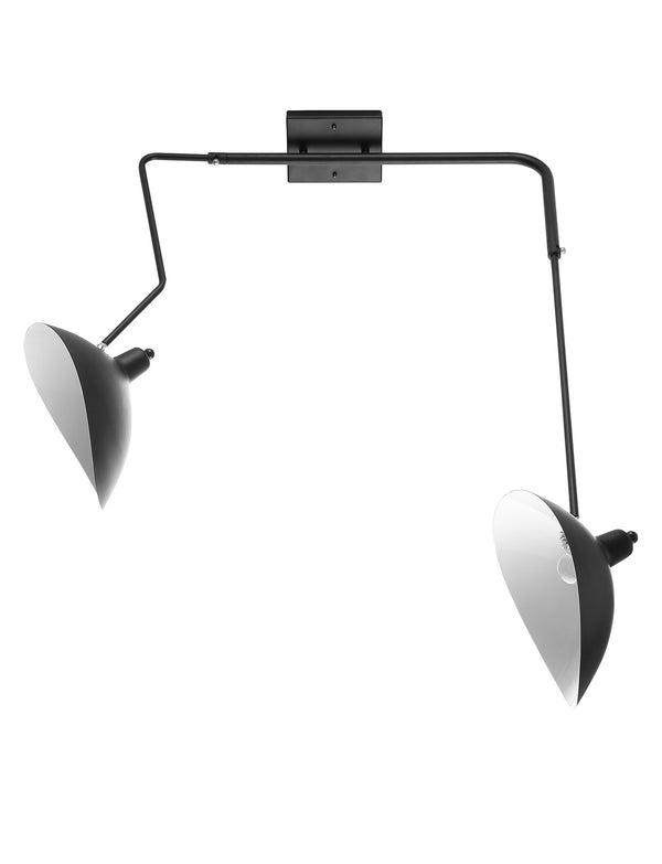 Vincent Double Fixture Wall Lamp