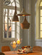 Mordant 3 Pendant Light Ceiling Fixture