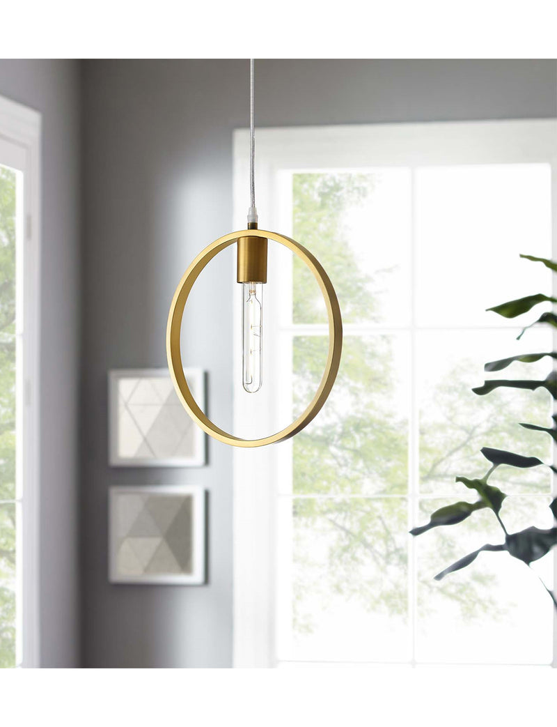 Doreen Brass Ceiling Pendant Light