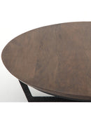 Felt Round Coffee Table