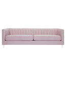 Via Blush Sofa