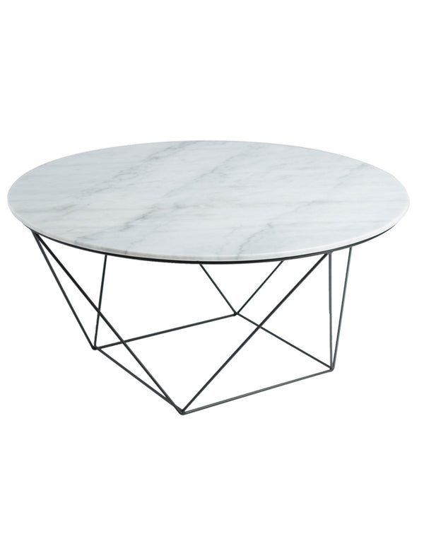 Valentino Round Coffee Table