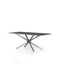 HOLLAND DINING TABLE, Light Rustic Black