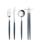 Goa Flatware Blue/Silver