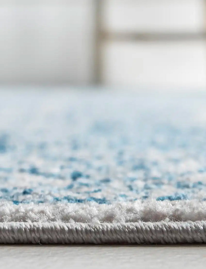 Brighton Rectangle Rug, Blue