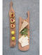 Acacia Wood Cheese/Cutting Board w/ Handle
