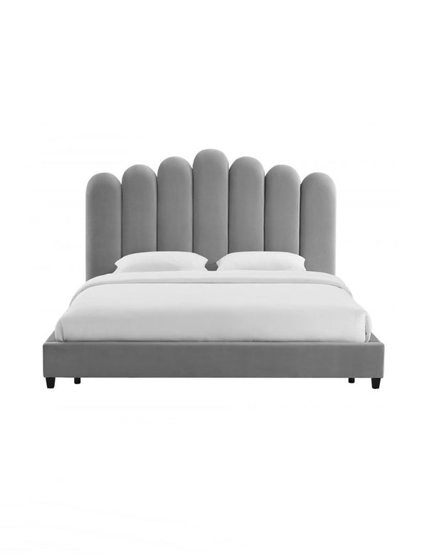 CHLOE GREY BED
