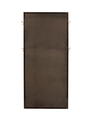 Durango Floor Mirror Smoked Peppercorn