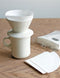 SCS COTTON PAPER FILTER / 2-4CUPS