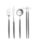 Goa Flatware Grey/Silver