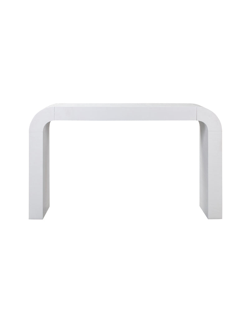 JUMP WHITE CONSOLE TABLE