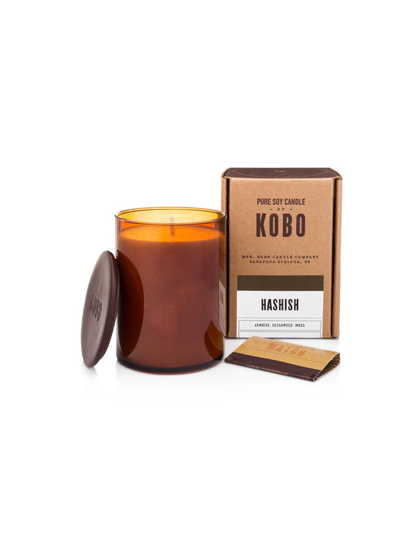 KOBO CANDLE, Hashish