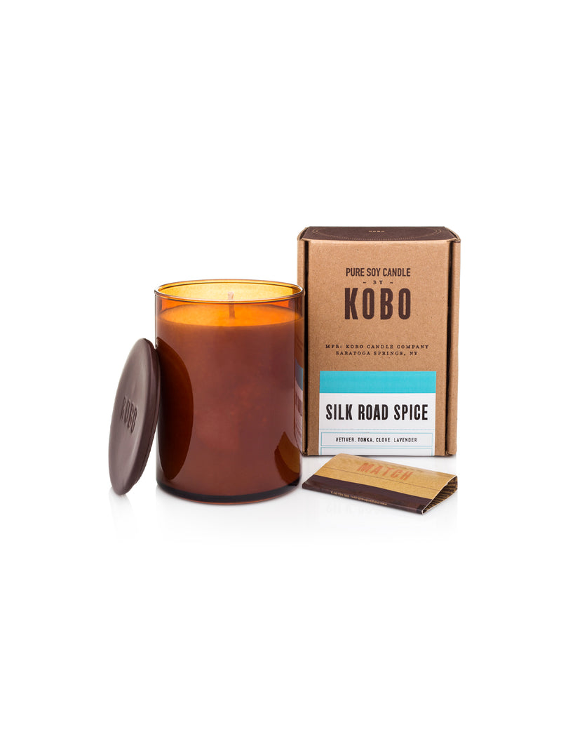 KOBO CANDLE, Silk Road Spice