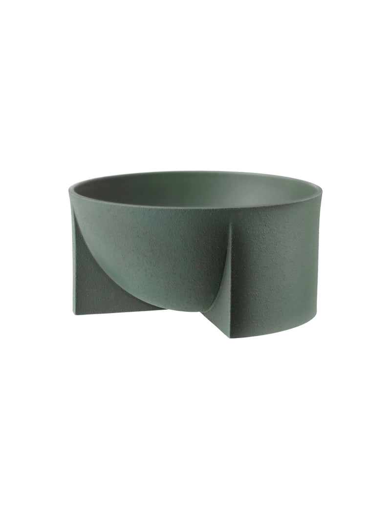 Iittala Kuru ceramic bowl / 240 x 120 mm