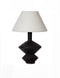 Mini Mondo Table Lamp, Matte Black