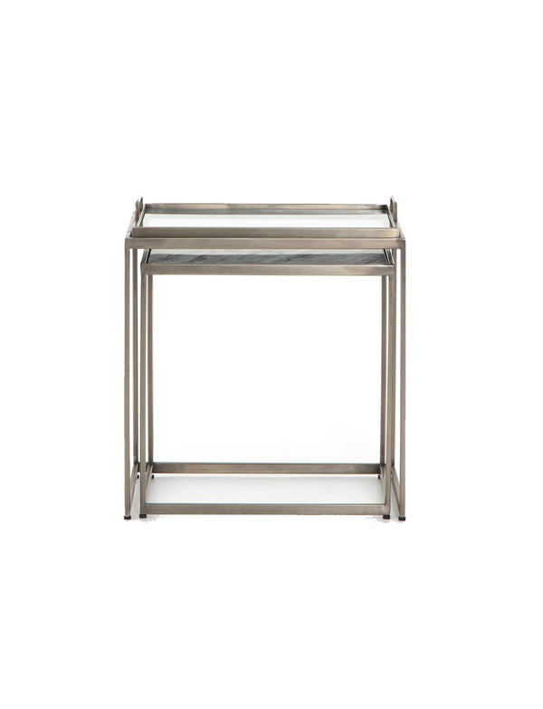 HARA NESTING END TABLE