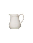 Vintage Reproduction Stoneware Pitcher / 30oz