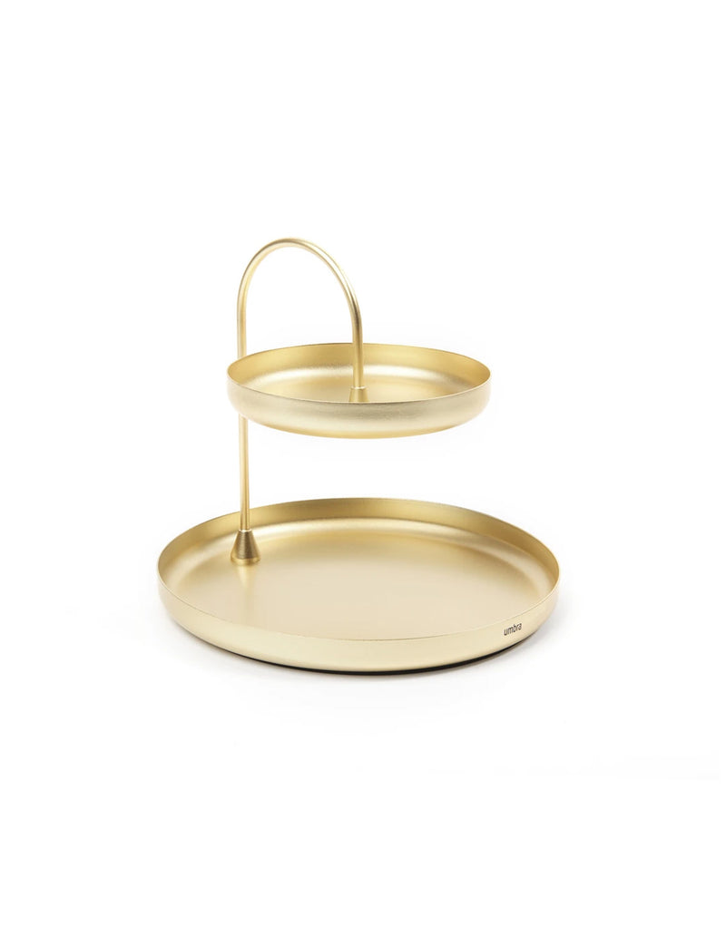 POISE TWO TIERED TRAY