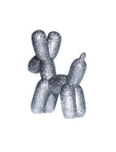 Rhinestone Balloon Dog Bank