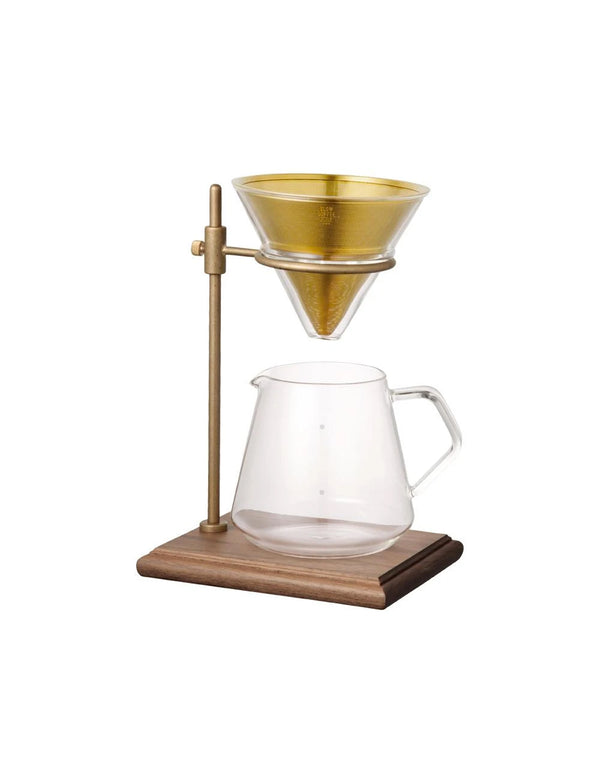 SCS-S02 BREWER STAND SET / 4CUPS