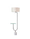 SEAN SHELF FLOOR LAMP