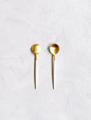 Goa Coffee/Tea Spoon Gold