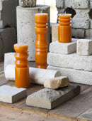 Totem Candles, Terracotta