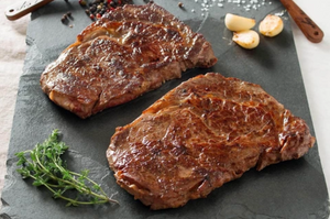 PRE ORDER NOW: Signature Smoked-Butter Aged Prime Ribeye Steaks Pre-Order for July 27th Delivery