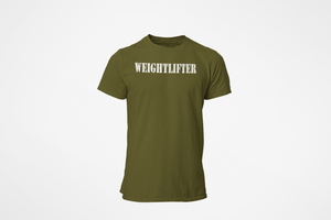 (Army) Veteran Weightlifter