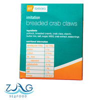 Japan Breaded Crab Claws by Allseas
