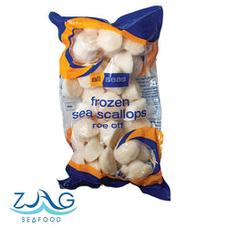 China Frozen Sea Scallops by Allseas