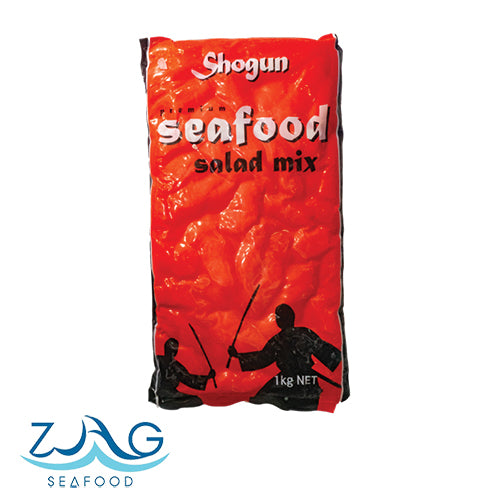 Thailand Shogun Premium Seafood Salad Mix by Allseas