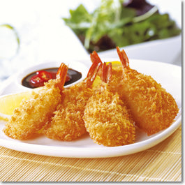 Thailand Breaded Prawn Cutlets by Nichirei
