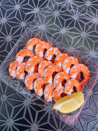 Peeled Australian Tiger Prawns