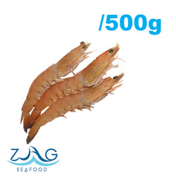Australian Fresh King Green Prawns