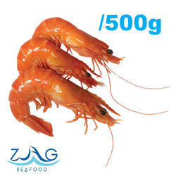 Australian Fresh Tiger Prawns