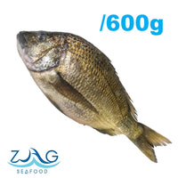 Australian Silver Bream (Whole)