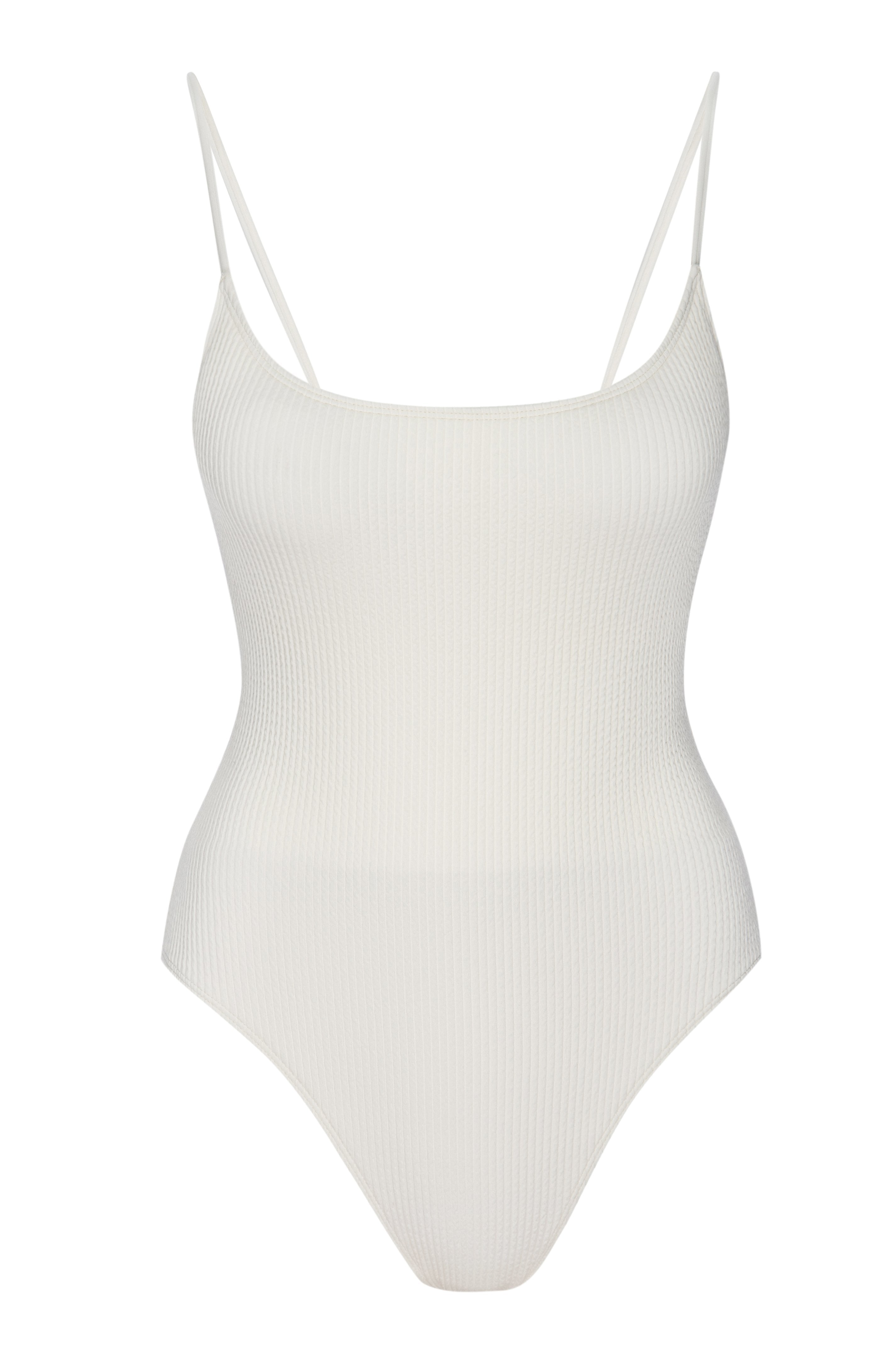 Load image into Gallery viewer, Bahamas One Piece - Ivory Crinkle