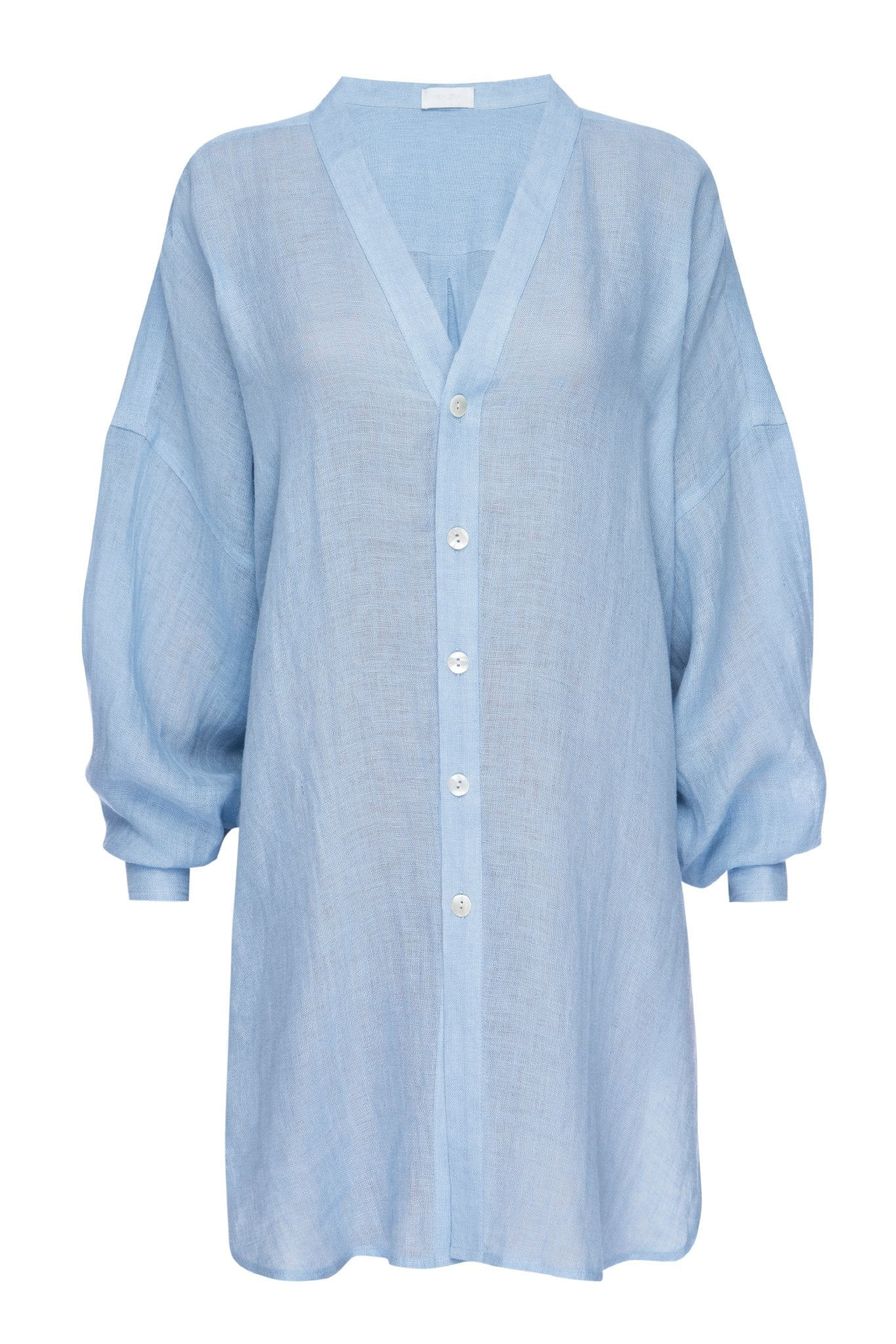 Load image into Gallery viewer, Barcelona Tunic - Sky Blue