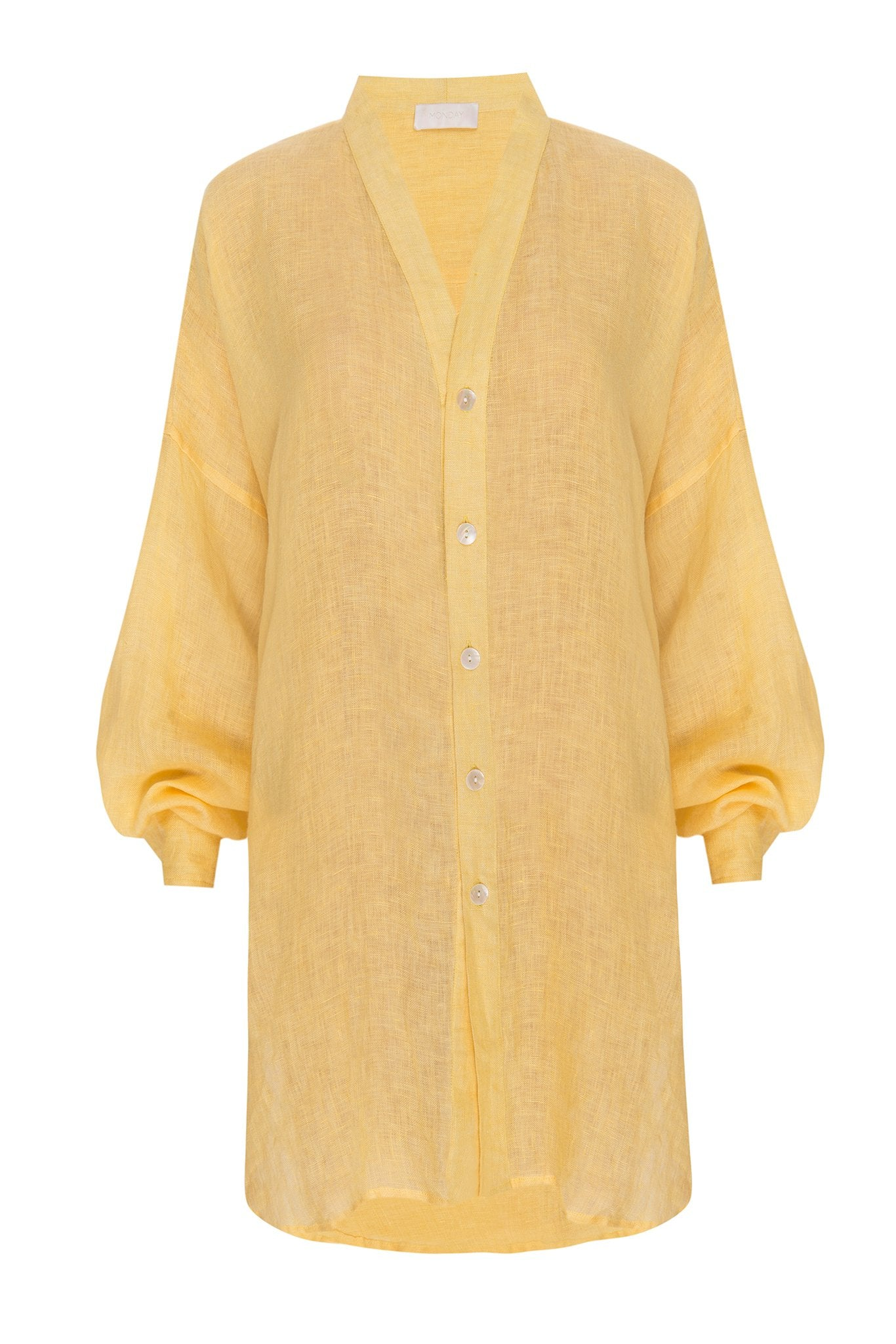 Load image into Gallery viewer, Barcelona Tunic - Butterscotch