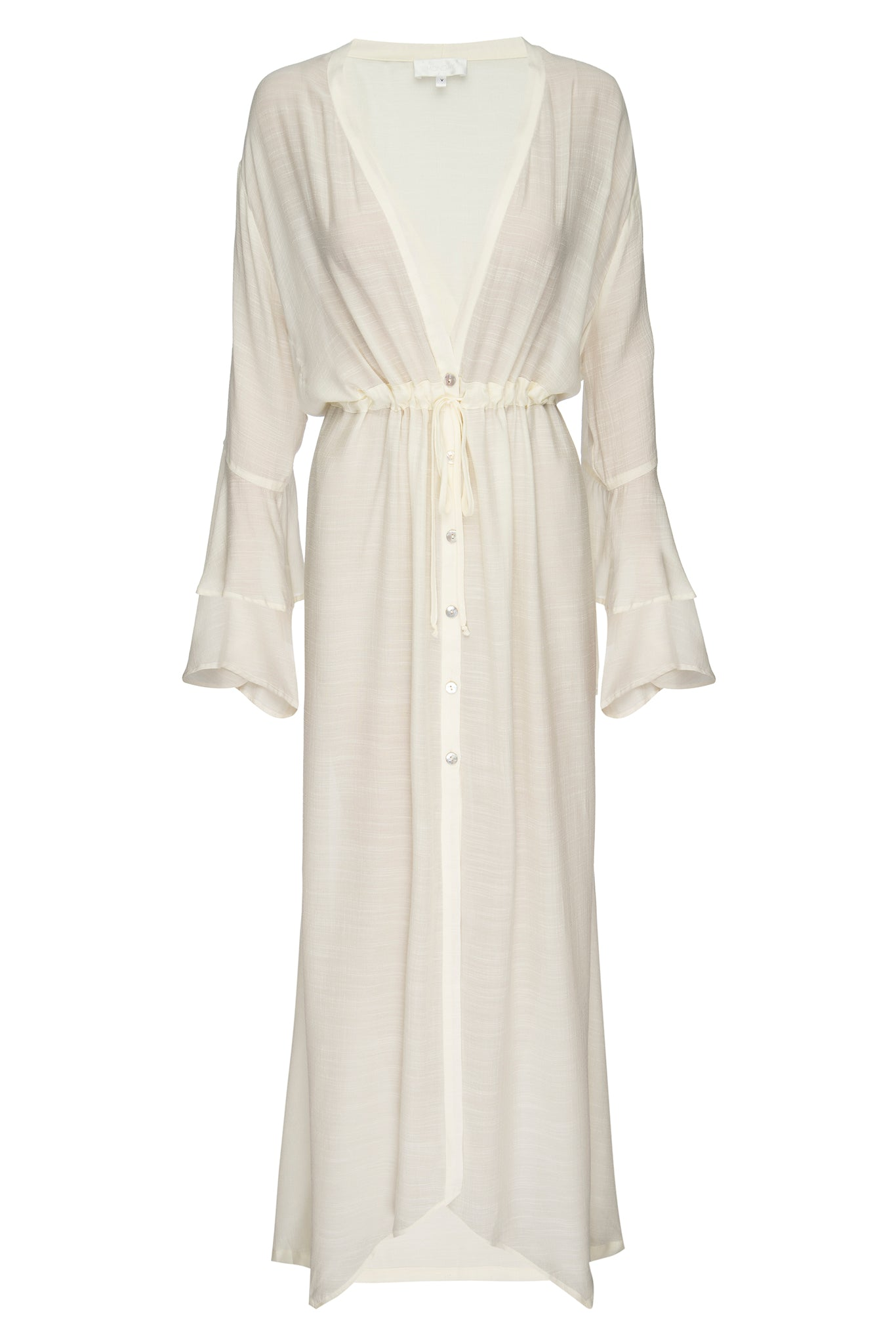 Load image into Gallery viewer, Belize Dress - Ivory