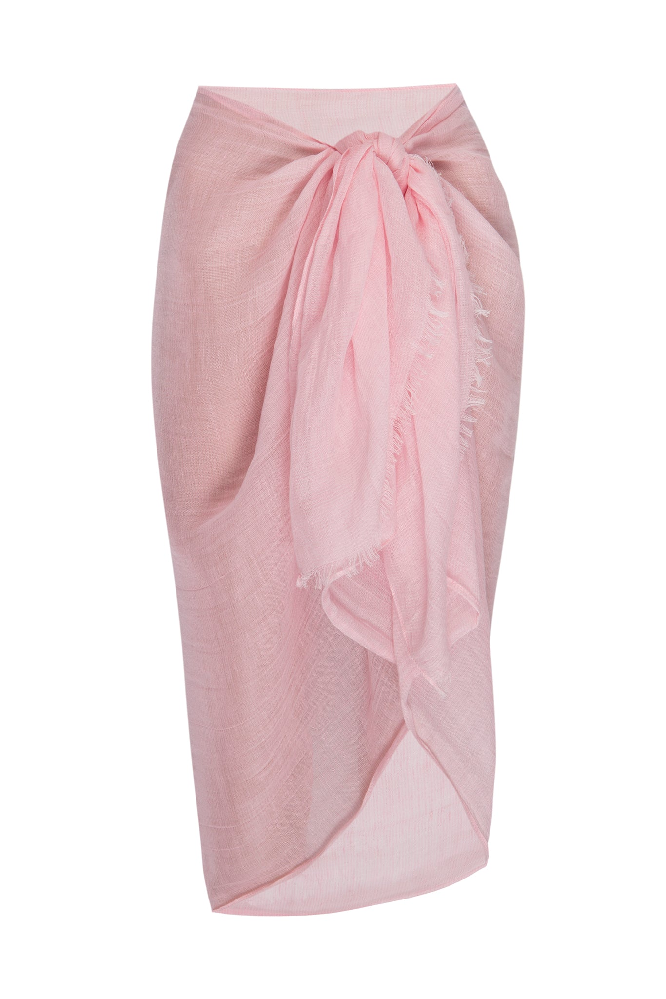 Load image into Gallery viewer, Mykonos Sarong - Baby Pink