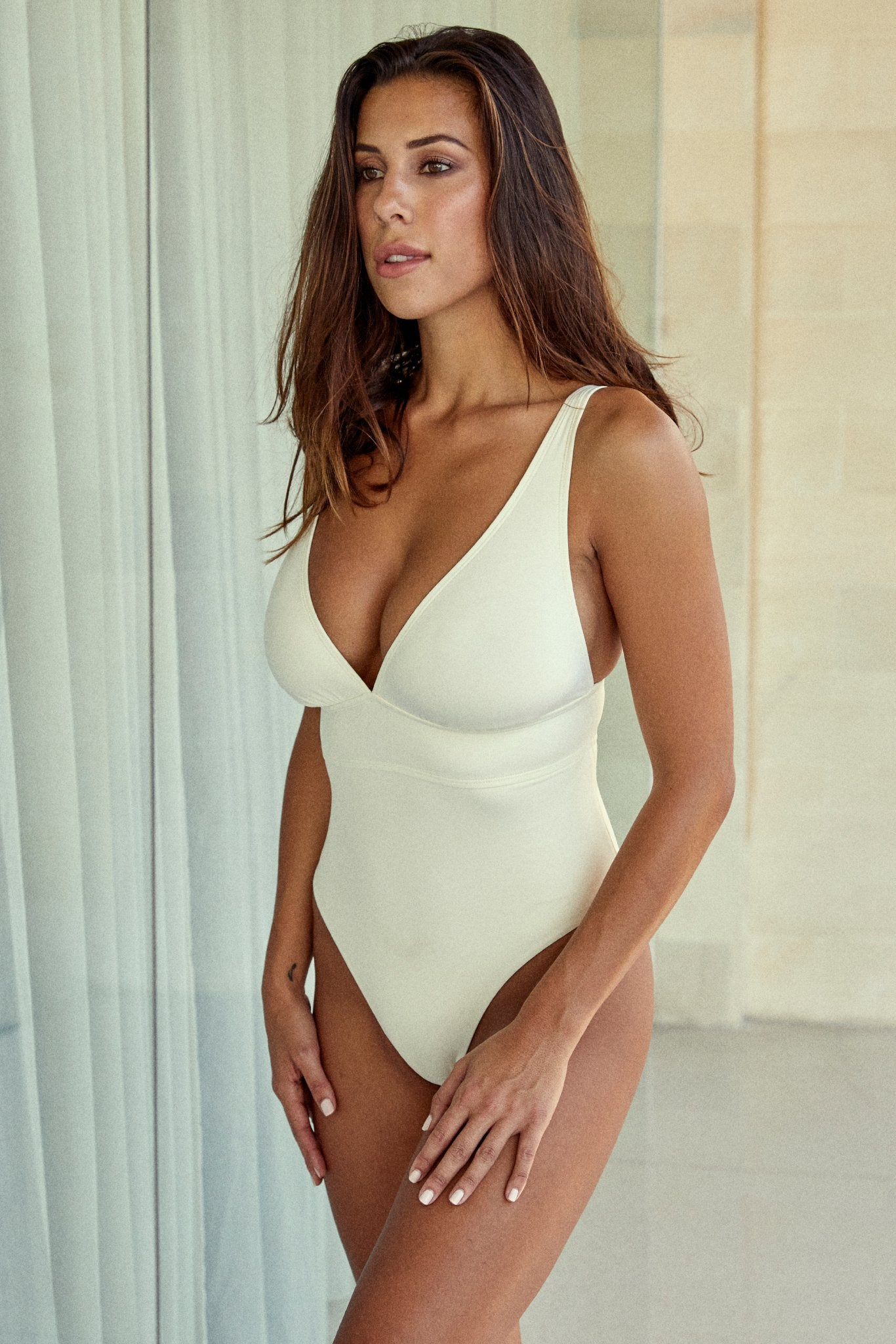 Portofino One Piece - Ivory