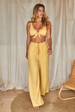 Load image into Gallery viewer, Tahiti Pant - Butterscotch