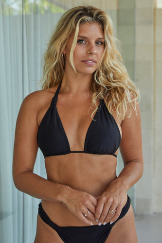 Tulum Top - Black