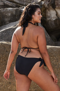 Voluptuous St Barths Bottom - Black