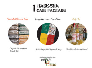 Bundle 1: Habesha Care Package