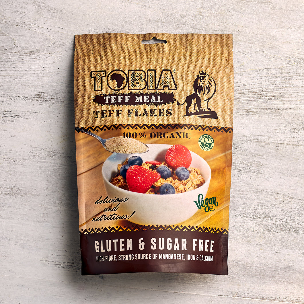 Tobia Teff Cereal Flakes
